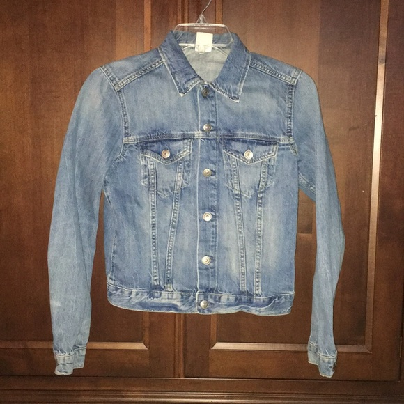 H&M Jackets & Blazers - H&M denim jacket